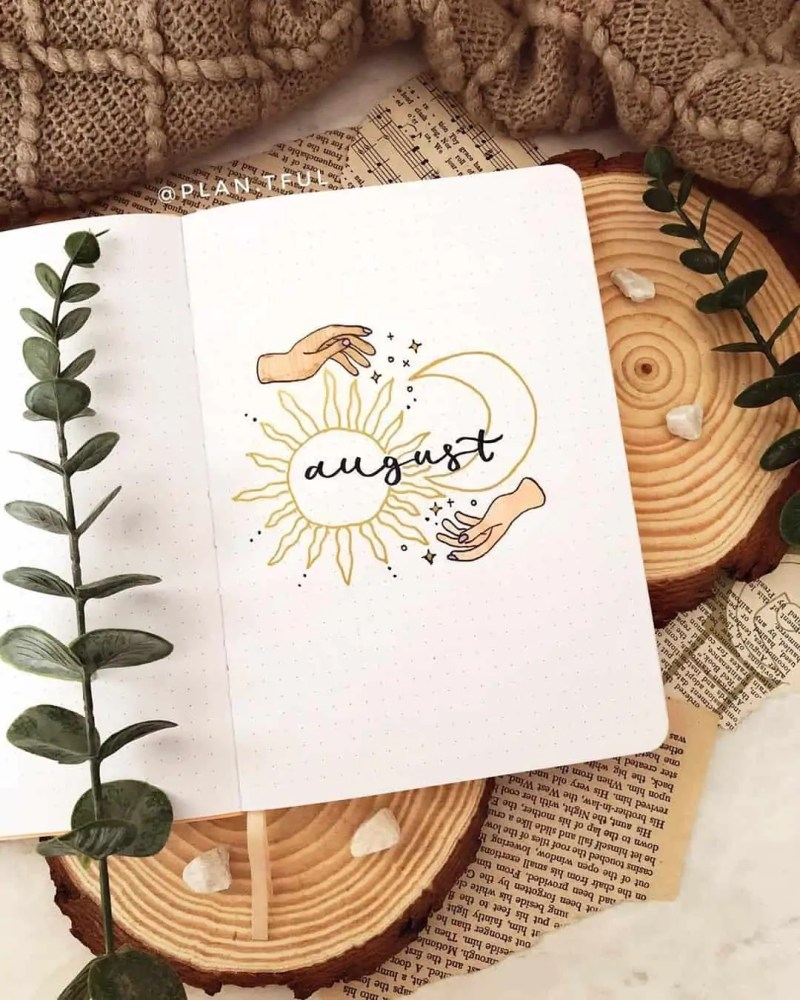 100+ Bullet Journal Ideas that you have to see and copy today! 600