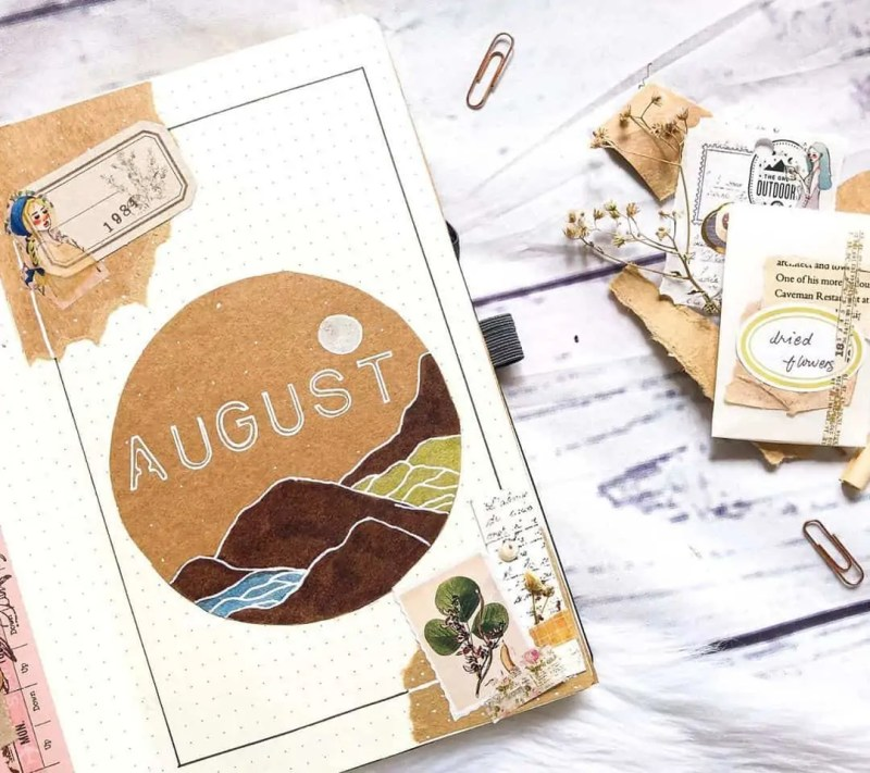 100+ Bullet Journal Ideas that you have to see and copy today! 592
