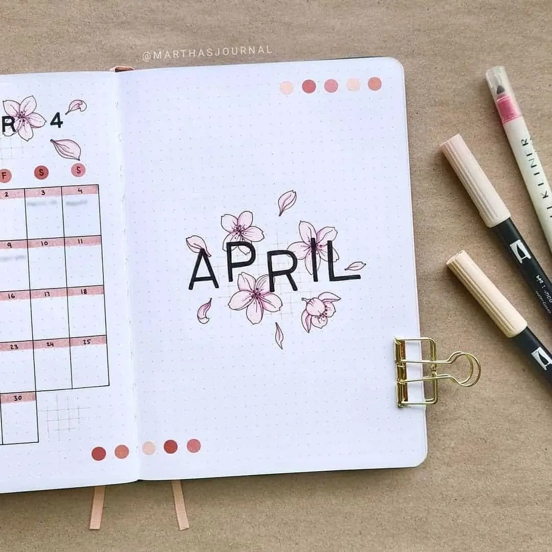 100+ Bullet Journal Ideas that you have to see and copy today! 128