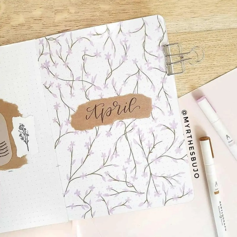 100+ Bullet Journal Ideas that you have to see and copy today! 372