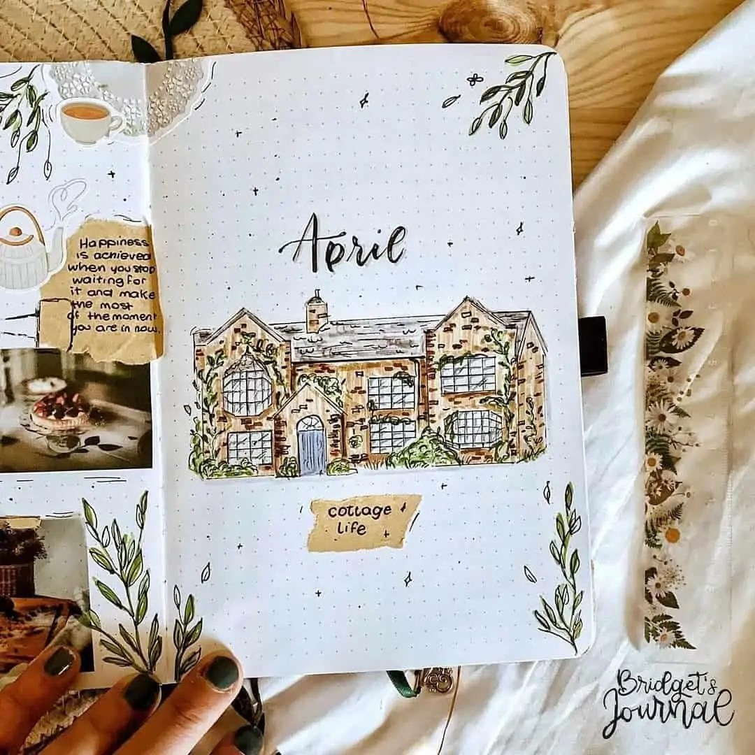 100+ Bullet Journal Ideas that you have to see and copy today! 110