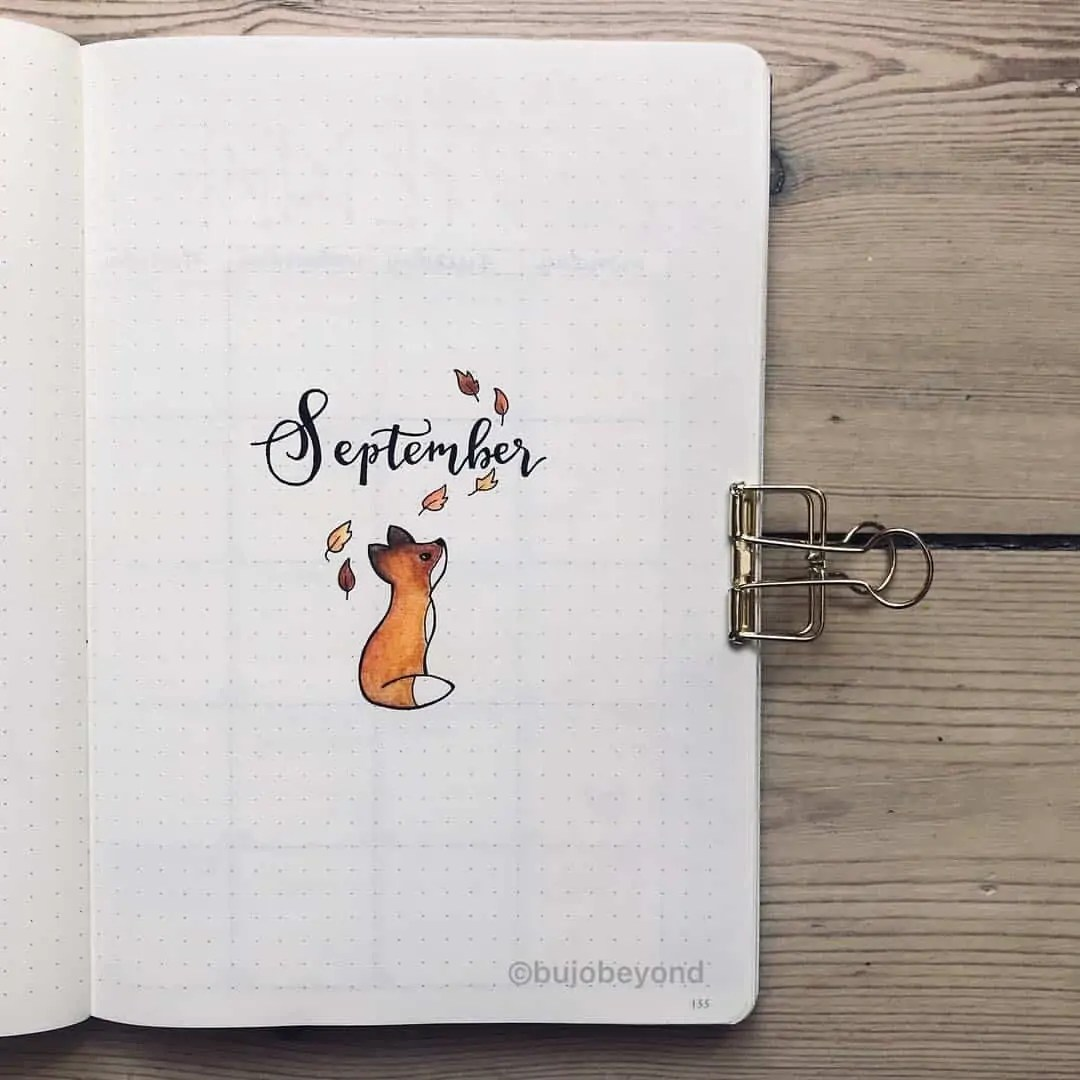 100+ Bullet Journal Ideas that you have to see and copy today! 420