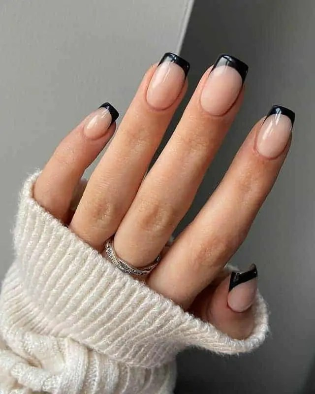 Fall Nails Ideas that you have to see 75