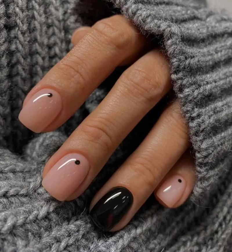 Fall Nails Ideas that you have to see 125