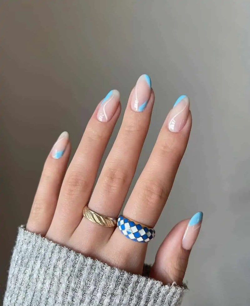 Fall Nails Ideas that you have to see 149