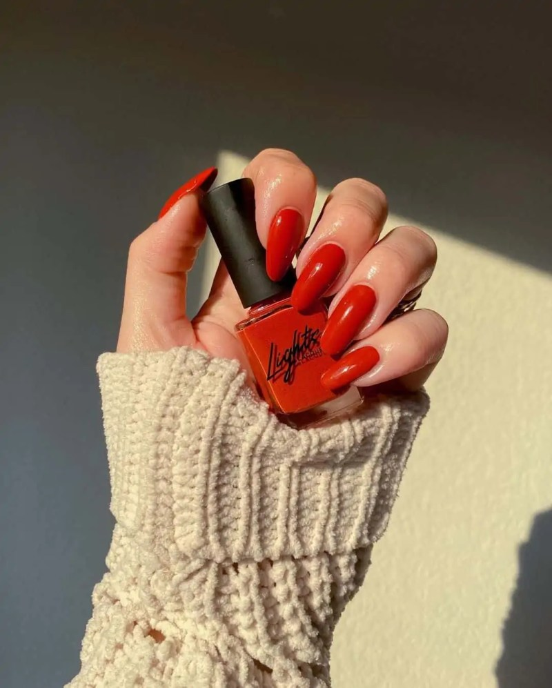 Fall Nails Ideas that you have to see 241