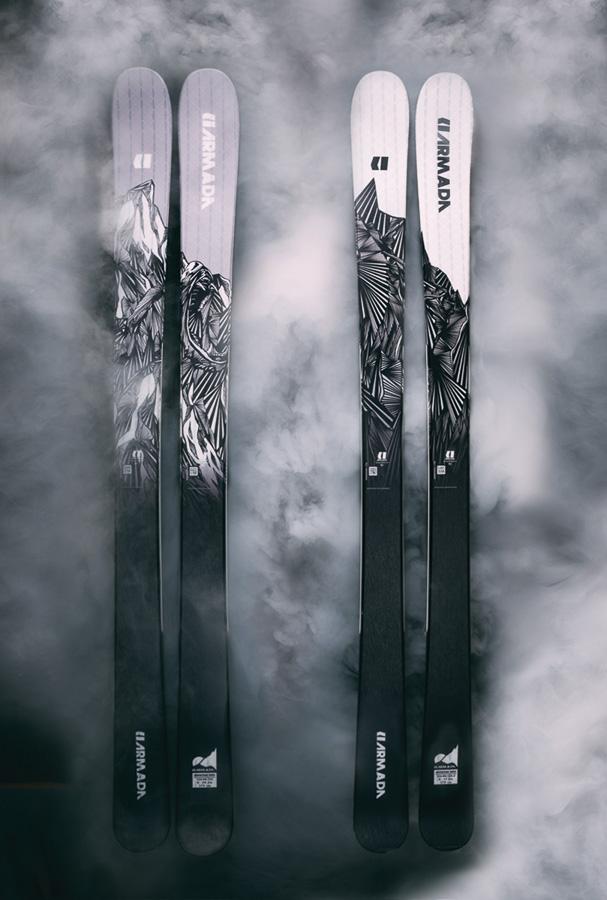 Armada Skis Photo: Daniel Ronnback