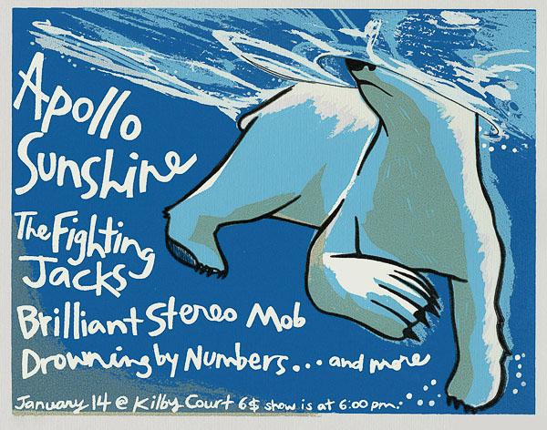 Apollo Sunshine by Leia Bell