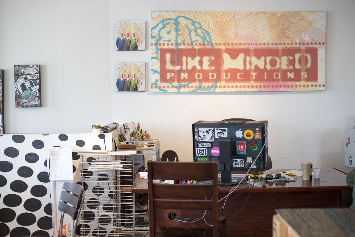 Lindz + Lamb / LKMNDD Print Shop / Office, Denver, Colorado