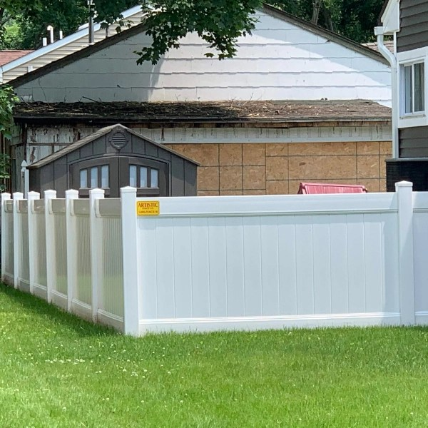 Vinyl fencing vs. PVC fencing: What is the difference?