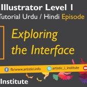 Adobe Illustrator Episode 01 Introduction and Exploring the Interface – Urdu/Hindi