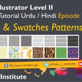 Adobe Illustrator Episode 20 – Patterns – Urdu/Hindi