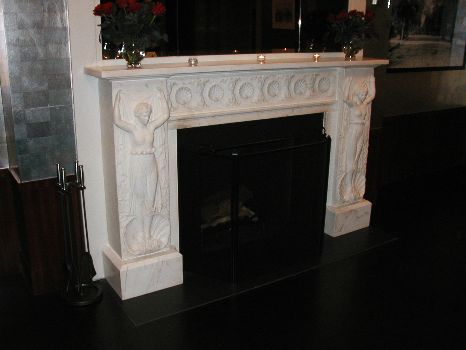 have you purchased an antique stone fireplace mantel and are looking for a to restore u0026 install it are you an architect decorator or - Antique Fireplace Mantels