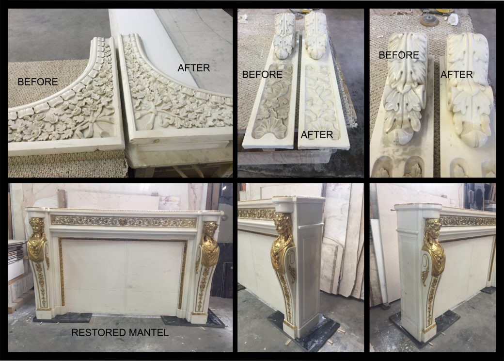 Fine Antique Stone Fireplace Mantels Home Interior And Landscaping Transignezvosmurscom
