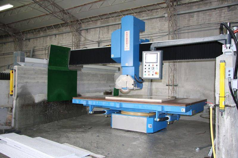 italian marble cutting machine