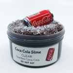 Coca Cola Crunchy Clear Slime