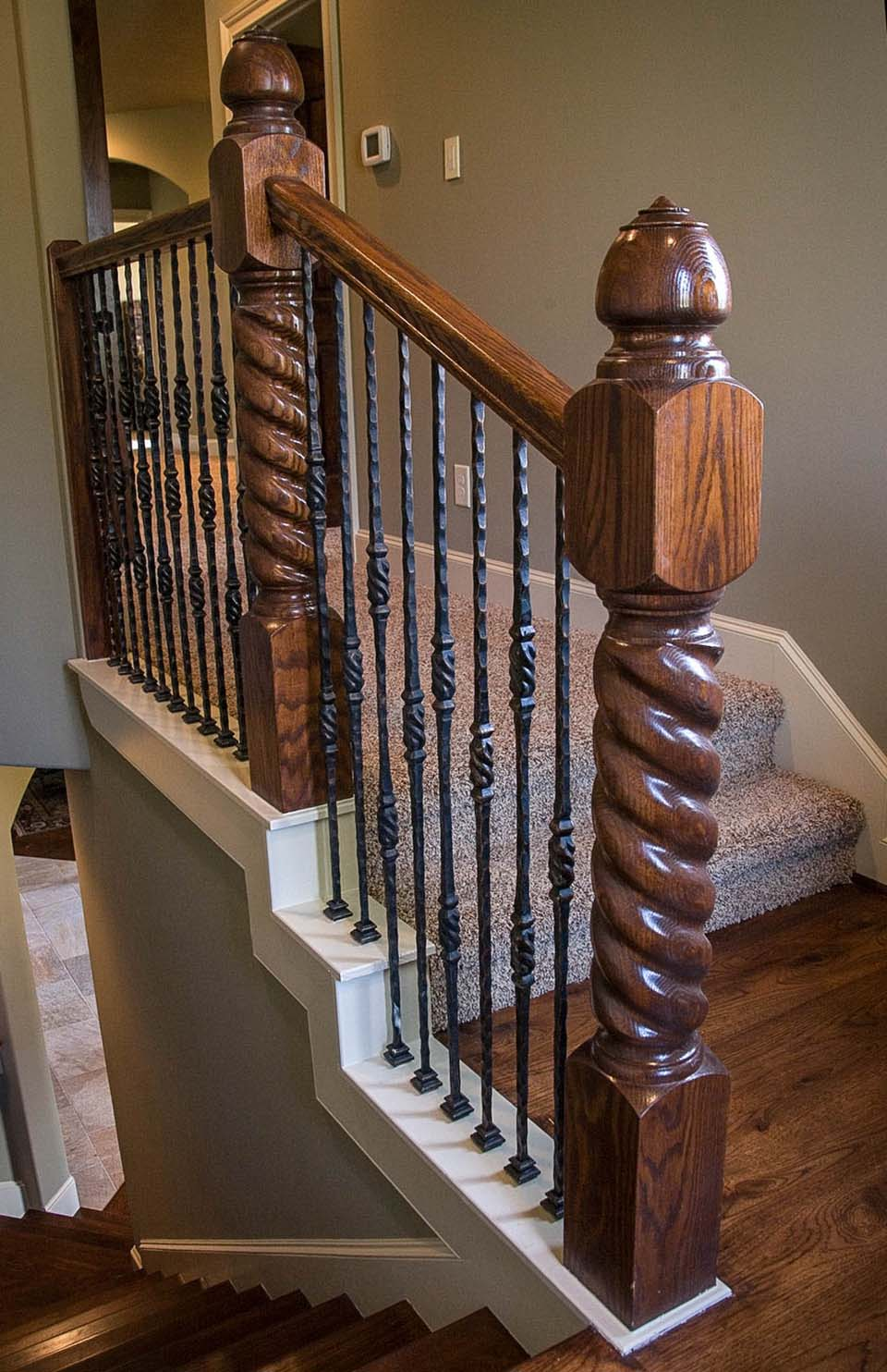 Steel Railing Design