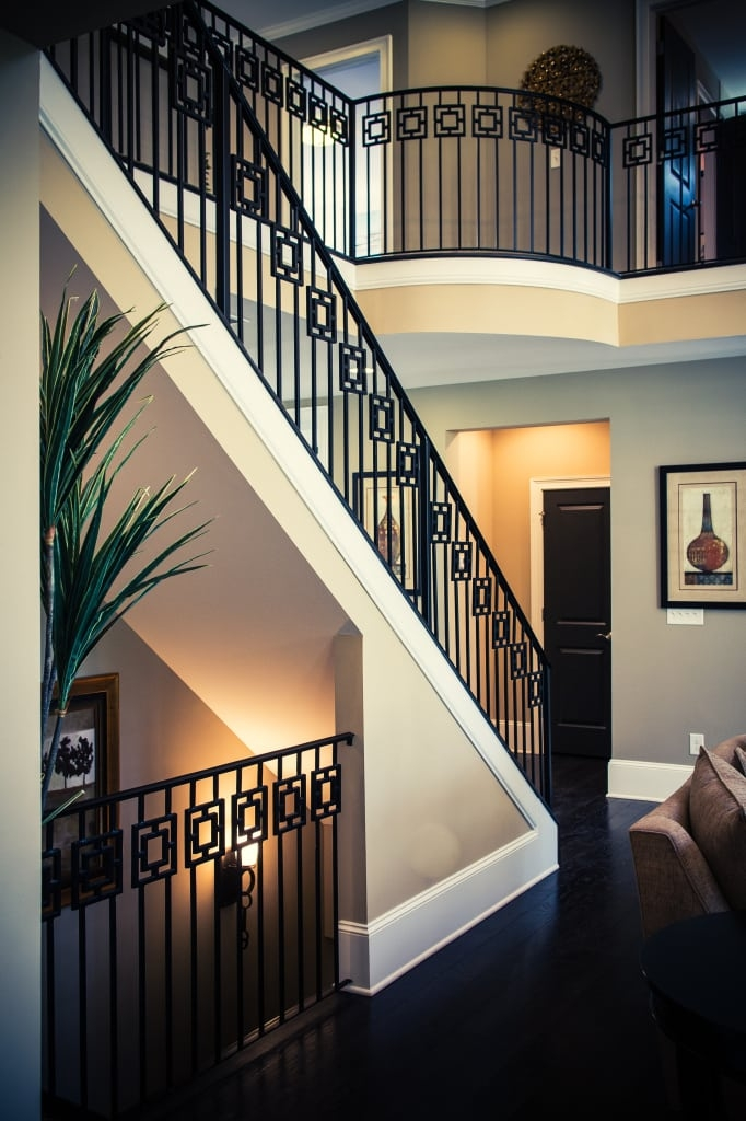 Custom Stairs 4 Popular Designs Southern Staircase Artistic   Tubular Design For Stairs   Stainless Steel   Fully Covered Balcony Grill   Fabrication   Simple   Industrial