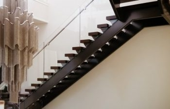 Top Traits Of A Modern Stair Railing Remodel System Southern   Stairs And Railings Near Me   Stair Case   Stair Parts   Wood   Concrete Steps   Iron Balusters