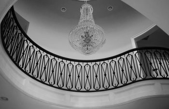 Wrought Iron Stair Railings An Upgrade From Traditional Metal | Wrought Iron Stair Railings Interior Cost | Wood | Cast Iron Spindles | Stair Spindles | Staircase Ideas | Iron Staircase Railings