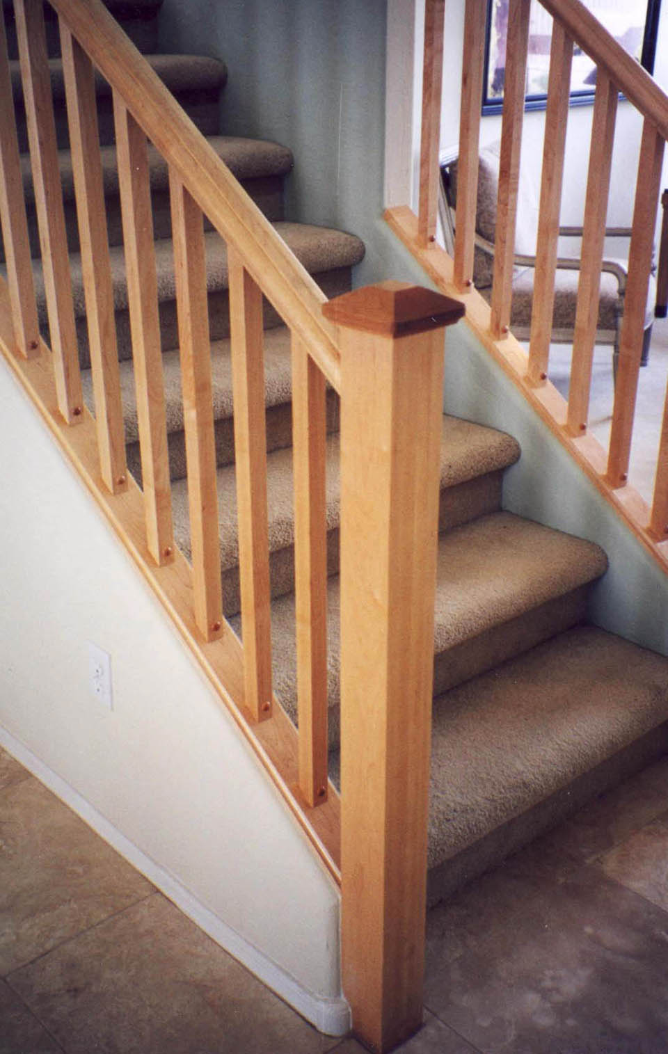 Stair Different Types Railings