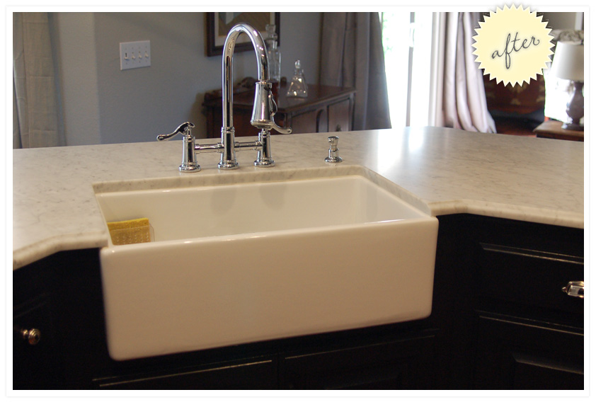 Apron Front Farmhouse Sink Installation Are All Different