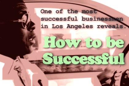 dr jerry lanier how to be successful