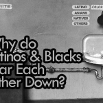 black people and latinos