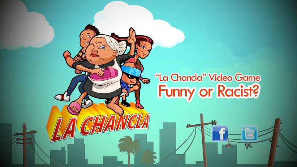 "Is the ""La Chancla"" video game fun or racist?"