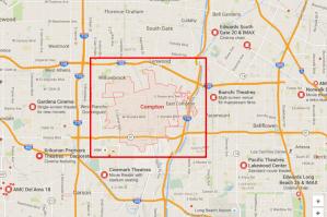 city_of_compton_map