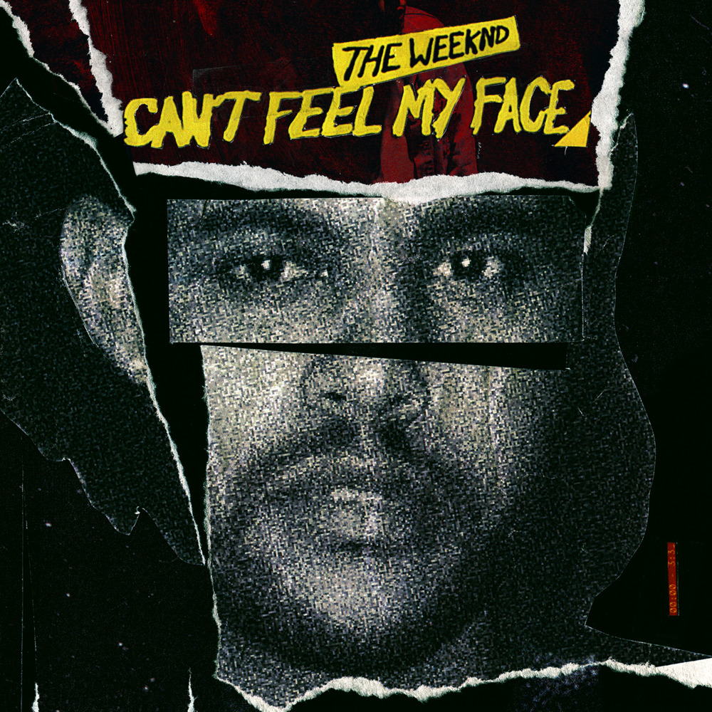 This is what the song 'I Can't Feel My Face' is about…