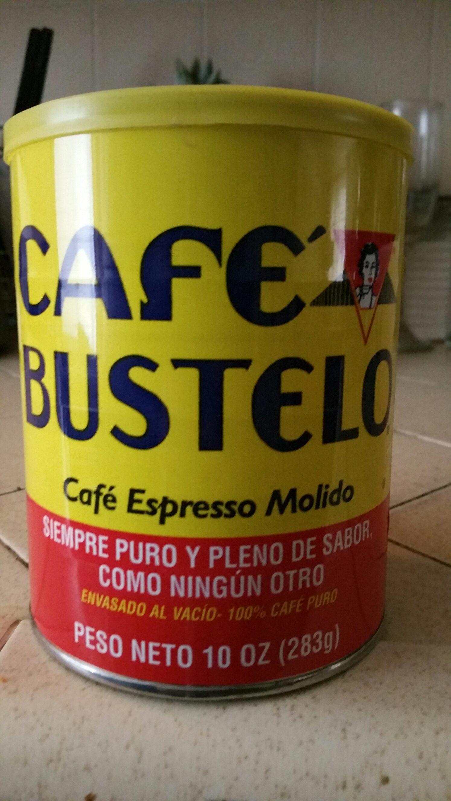 Bustelo is the best coffee for the price