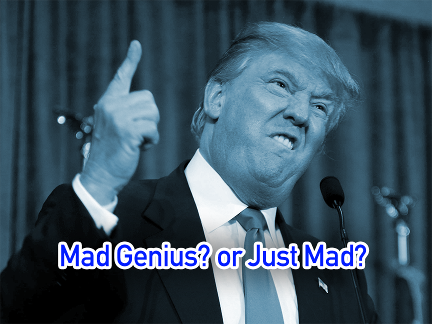 """Playing the """"Is it Gay?"""" Game, Plus is Trump a Mad Genius or just Mad?"""