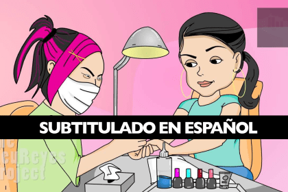 nail salon spanish