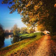 Ma che bello andare a lavoro! - Alessandra Armenti | Sezione Parco Agro-Paesaggistico tra la Brenta e il Bacchiglione - 2° PREMIO