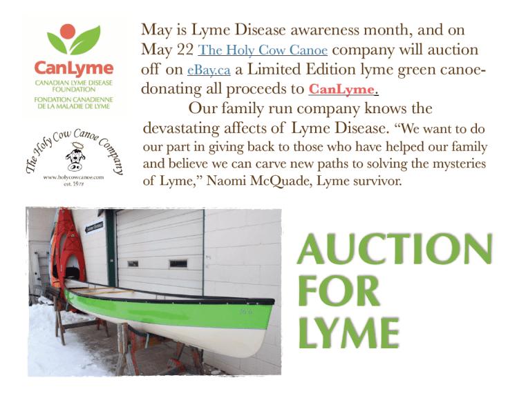 May Lyme Disease awareness month