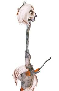 ANZIANI-Buste de femme-48x36cm-2012