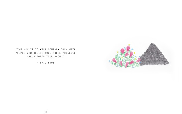 Matthew Gualco - Sacramento, CA Title: Doom/Doomed/Dooms-EPICTETUS Medium: Digital Print-Text-Drawing Size: 16x10