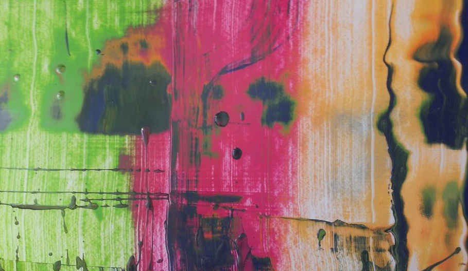 "Anna Vandagriff Title: Artless Medium: Spray Paint Size: 14""x22"""