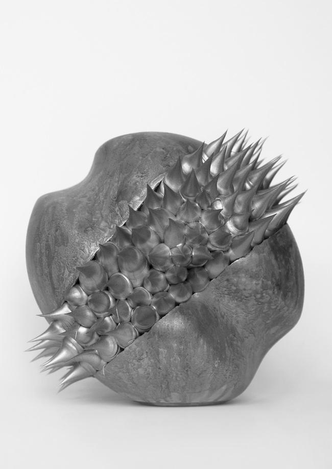 Title: Kanana Medium: Various Synthetics Size: 9 x 9 x 9 inches