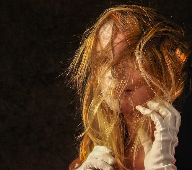 Title: Hair Medium: photography Size: 50 X 45cm