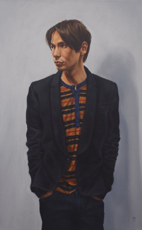 TitlePicture of Dorian   MediumOil on Canvas   Size30 x 48