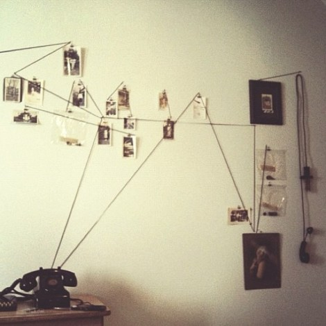 Title:Sound Maps Medium:installation Size:wall size / room size