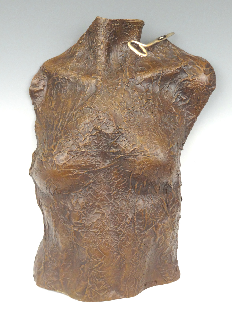 """Title: Coming Out Party! Medium: bronze sculpture Size: 22""""x16""""x3"""""""