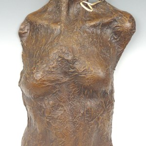 "Title: Coming Out Party! Medium: bronze sculpture Size: 22""x16""x3"""