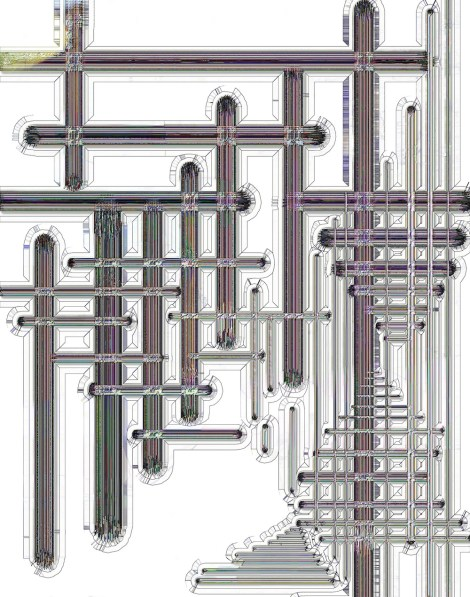 Title:Energy Station Medium:Metal Print Size:24x30