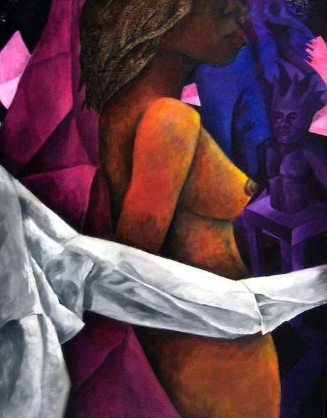 Title:In Between the Sheets Medium:	Oil on Canvas Size:	24x30