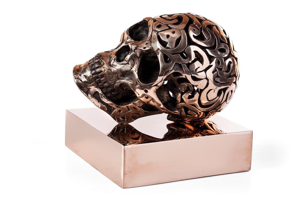 Title: Rebirth Medium: Bronze Size: 22 x 22 x 20
