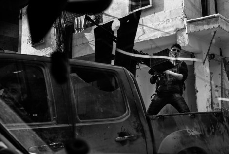 Title:SYRIAN Conflict # 2 Medium:	Photography Size:	50 x 70 cm