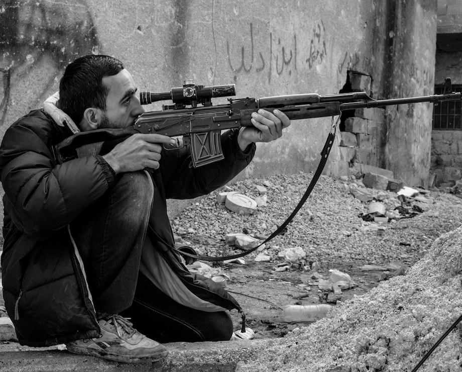 Title: SYRIAN Conflict # 4 Medium: Photography Size: 50 x 70 cm